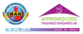 British Association of Removers Approved