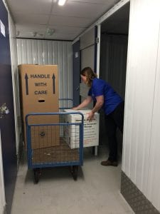 24-hour Self-storage Rooms, modern, clean, dry and very secure