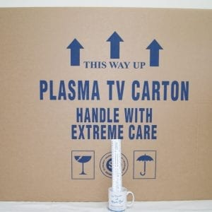 tv or picture carton